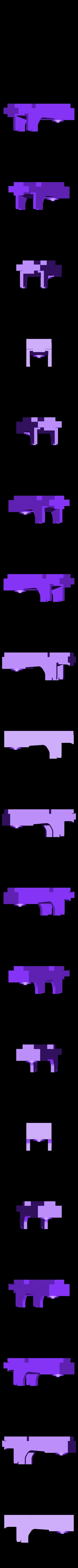 Front_Engine_-_Part_8.STL Download free STL file 4-8-8-4 Big Boy Locomotive • 3D printer object, RaymondDeLuca