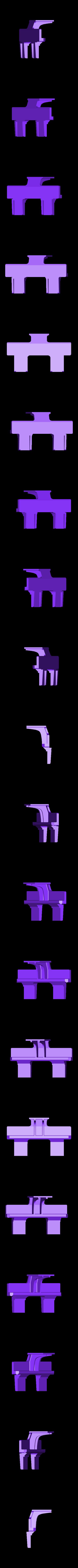 Front_Step_Bracket_-_Front.STL Download free STL file 4-8-8-4 Big Boy Locomotive • 3D printer object, RaymondDeLuca