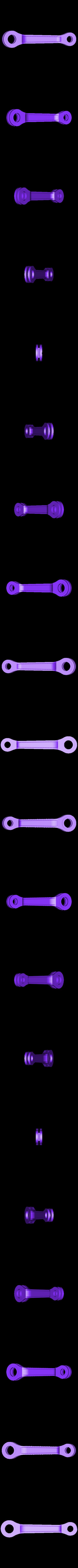 Imtermediate_Rod.STL Download free STL file 4-8-8-4 Big Boy Locomotive • 3D printer object, RaymondDeLuca