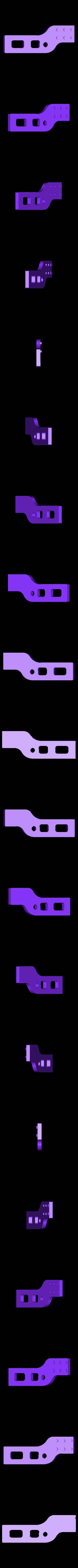 Link_Support_Frame-B.STL Download free STL file 4-8-8-4 Big Boy Locomotive • 3D printer object, RaymondDeLuca