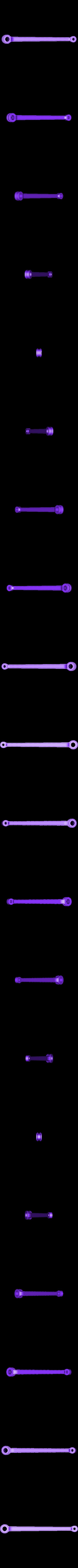 Main_Rod.STL Download free STL file 4-8-8-4 Big Boy Locomotive • 3D printer object, RaymondDeLuca