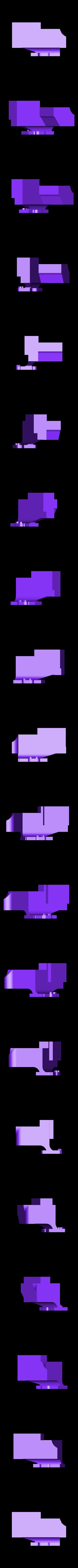 MakerBot_-_Rear_Engine-_SCALED-5.STL Download free STL file 4-8-8-4 Big Boy Locomotive • 3D printer object, RaymondDeLuca