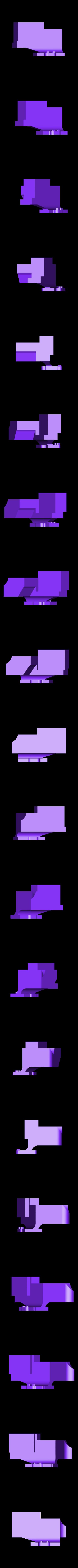 MakerBot_-_Rear_Engine-_SCALED-6.STL Download free STL file 4-8-8-4 Big Boy Locomotive • 3D printer object, RaymondDeLuca