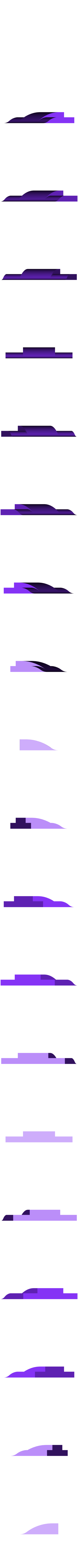 MakerBot_-_Rear_Engine-_SCALED-9b-.STL Download free STL file 4-8-8-4 Big Boy Locomotive • 3D printer object, RaymondDeLuca