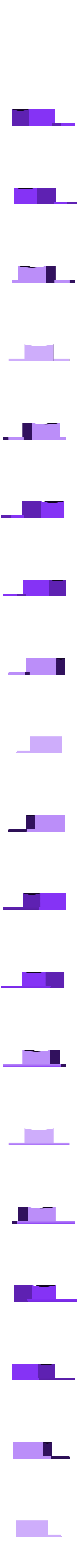 MakerBot_-_Rear_Engine-_SCALED-10-b.STL Download free STL file 4-8-8-4 Big Boy Locomotive • 3D printer object, RaymondDeLuca