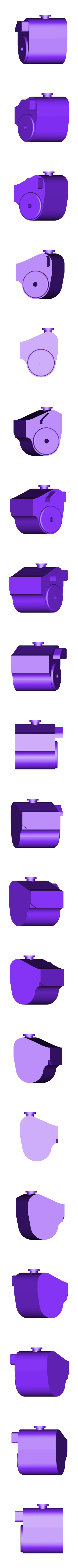 MakerBot_-_Rear_Engine-_SCALED-20.STL Download free STL file 4-8-8-4 Big Boy Locomotive • 3D printer object, RaymondDeLuca