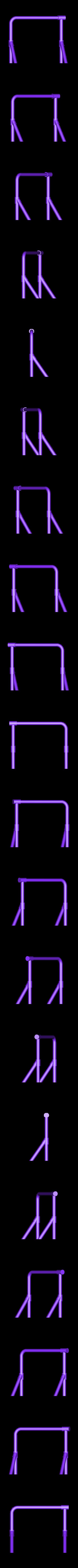 Mirror_Pilot_Railing_-B.STL Download free STL file 4-8-8-4 Big Boy Locomotive • 3D printer object, RaymondDeLuca