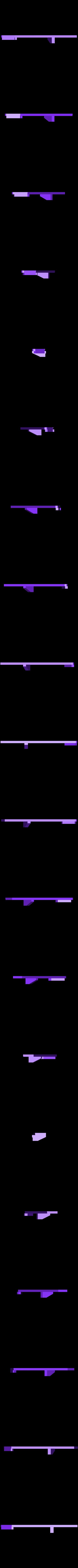 MirrorRun_Board_Back-C.STL Download free STL file 4-8-8-4 Big Boy Locomotive • 3D printer object, RaymondDeLuca