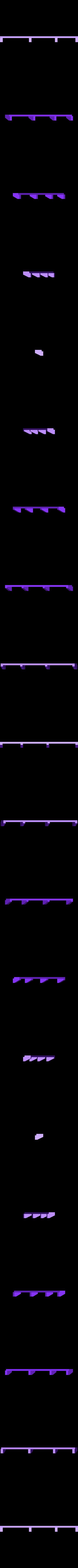 MirrorRun_Board_Back-A.STL Download free STL file 4-8-8-4 Big Boy Locomotive • 3D printer object, RaymondDeLuca