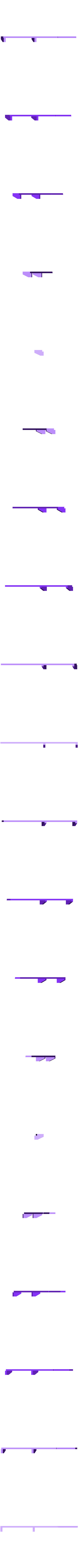 MirrorRun_Board_Back-B.STL Download free STL file 4-8-8-4 Big Boy Locomotive • 3D printer object, RaymondDeLuca