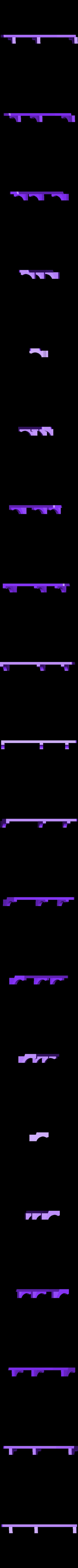 MirrorRun_Board_Front-C.STL Download free STL file 4-8-8-4 Big Boy Locomotive • 3D printer object, RaymondDeLuca
