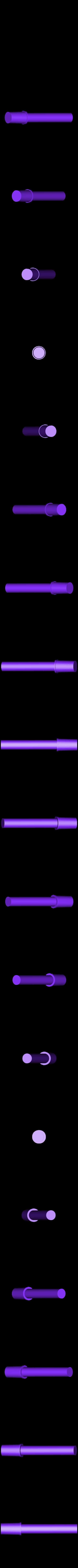 Piston_Rod-_Rear.STL Download free STL file 4-8-8-4 Big Boy Locomotive • 3D printer object, RaymondDeLuca