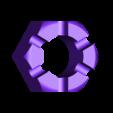 Radius_Bar_Pin_nut.STL Download free STL file 4-8-8-4 Big Boy Locomotive • 3D printer object, RaymondDeLuca