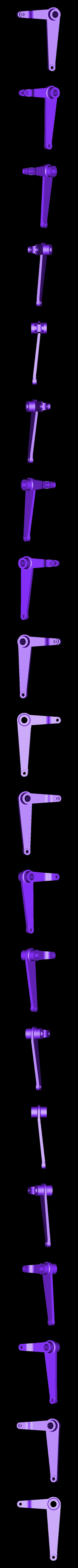 reverse_Shaft_Arm_-_back.STL Download free STL file 4-8-8-4 Big Boy Locomotive • 3D printer object, RaymondDeLuca