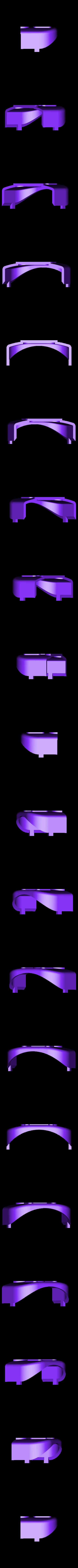 Sandbox_Front-Part_1_-_SCALED-A.STL Download free STL file 4-8-8-4 Big Boy Locomotive • 3D printer object, RaymondDeLuca