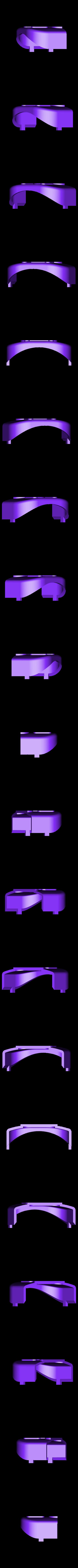 Sandbox_Front-Part_1_-_SCALED-B.STL Download free STL file 4-8-8-4 Big Boy Locomotive • 3D printer object, RaymondDeLuca