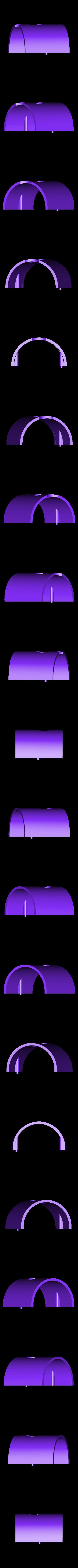 Smoke_Box_-_Part_3-.STL Download free STL file 4-8-8-4 Big Boy Locomotive • 3D printer object, RaymondDeLuca