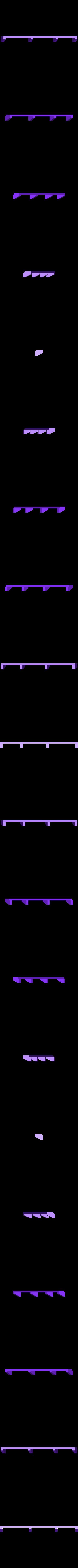 Run_Board_Back-A.STL Download free STL file 4-8-8-4 Big Boy Locomotive • 3D printer object, RaymondDeLuca