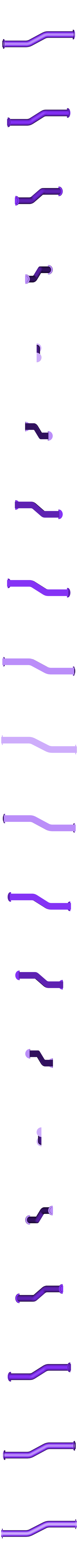 steam_pipe_bent-a.STL Download free STL file 4-8-8-4 Big Boy Locomotive • 3D printer object, RaymondDeLuca