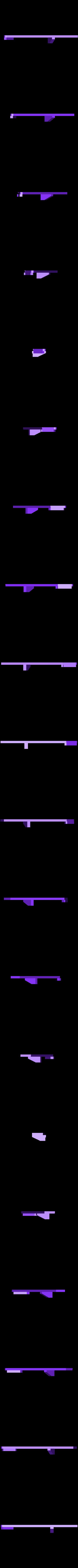 Run_Board_Back-C.STL Download free STL file 4-8-8-4 Big Boy Locomotive • 3D printer object, RaymondDeLuca