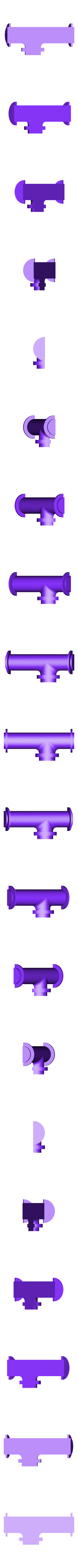 Steam_Pipe_T_pipe-b.STL Download free STL file 4-8-8-4 Big Boy Locomotive • 3D printer object, RaymondDeLuca