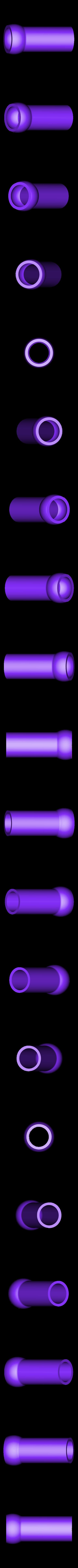 Stoker_Pipe_1.STL Download free STL file 4-8-8-4 Big Boy Locomotive • 3D printer object, RaymondDeLuca