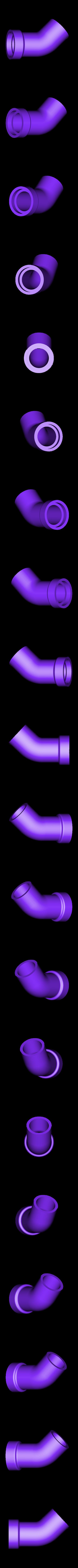 Stoker_Pipe_2.STL Download free STL file 4-8-8-4 Big Boy Locomotive • 3D printer object, RaymondDeLuca