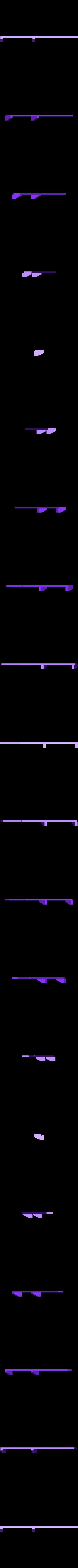 Run_Board_Back-B.STL Download free STL file 4-8-8-4 Big Boy Locomotive • 3D printer object, RaymondDeLuca