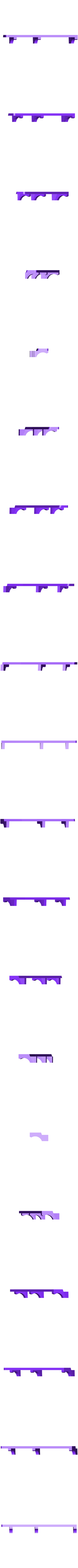 Run_Board_Front-C.STL Download free STL file 4-8-8-4 Big Boy Locomotive • 3D printer object, RaymondDeLuca