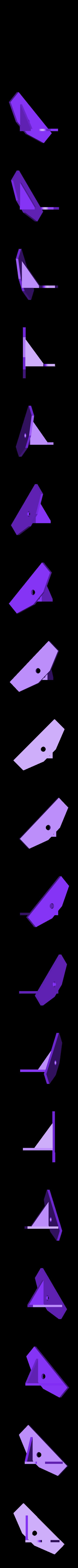 Train_Indicator_Bracket_Left.STL Download free STL file 4-8-8-4 Big Boy Locomotive • 3D printer object, RaymondDeLuca