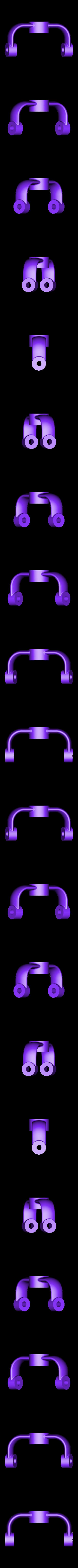 Bell_Crib.STL Download free STL file 4-8-8-4 Big Boy Locomotive • 3D printer object, RaymondDeLuca