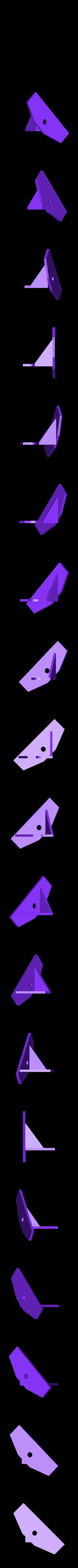 MirrorTrain_Indicator_Bracket_Left.STL Download free STL file 4-8-8-4 Big Boy Locomotive • 3D printer object, RaymondDeLuca
