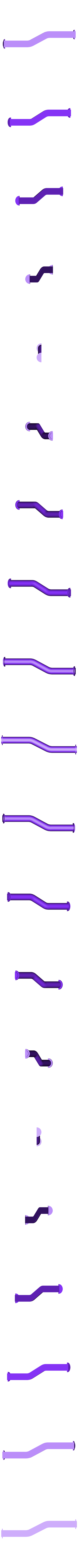 steam_pipe_bent-b.STL Download free STL file 4-8-8-4 Big Boy Locomotive • 3D printer object, RaymondDeLuca