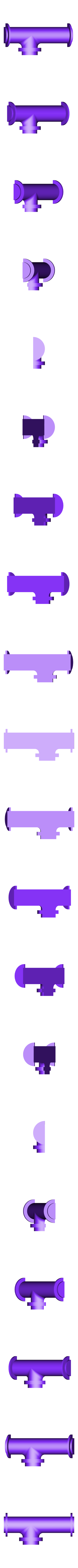 Steam_Pipe_T_pipe-a.STL Download free STL file 4-8-8-4 Big Boy Locomotive • 3D printer object, RaymondDeLuca