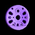 Drive_Wheel_-_Front_-_Back.STL Download free STL file 4-8-8-4 Big Boy Locomotive • 3D printer object, RaymondDeLuca
