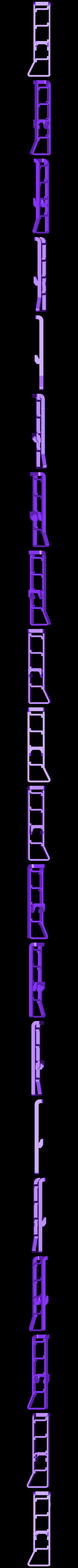 Cab_Ladder.STL Download free STL file 4-8-8-4 Big Boy Locomotive • 3D printer object, RaymondDeLuca