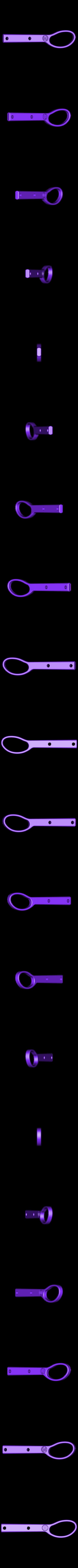 Scissor_handle2withM_dmdf.stl Download free OBJ file Scissor Hands • 3D printable design, Nairobiguy3D