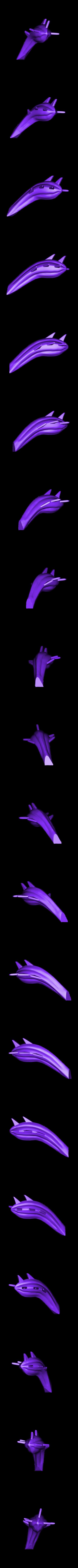 Christmas_Tree_Cactus_Arm_2_1.stl Download free STL file Christmas Cactus • 3D print design, Nairobiguy3D