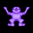 lilJonah.stl Download free STL file Escape From Leviathan • 3D print design, wally3Dprinter