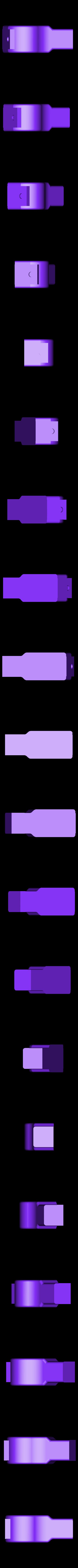 Block_Base_Main.STL Download free STL file Tractor • 3D print object, wally3Dprinter