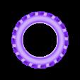 Rear_Tire_Split.STL Download free STL file Tractor • 3D print object, wally3Dprinter