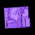 RobotBaseM.stl Télécharger fichier STL gratuit Un robot géant attaque la ville ! • Objet imprimable en 3D, wally3Dprinter