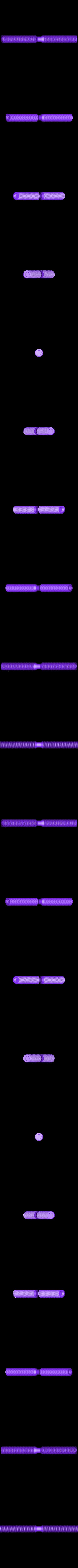 threadTwoEndCapDifficultPrint.stl Télécharger fichier STL gratuit Oldie Vice • Design pour impression 3D, AnsonB