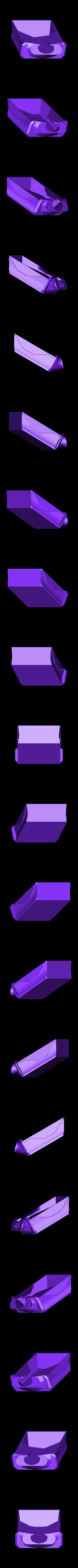 tiroir v3.STL Download free STL file Drawer for Peugeot coffee grinder • 3D print model, Yvius