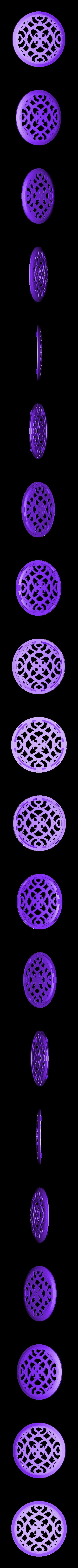 hp espace 4(1).stl Download STL file hp grid renault space 4 • 3D print design, 3D-XYZ
