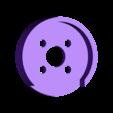 ArmBumper_1.stl Télécharger fichier STL gratuit Protecteur de bras pour H125 • Design pour impression 3D, Gophy