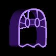 Emporte piece fantome.STL Download 3DS file Ghost piece cutter • 3D printing model, emilie3darchitecture