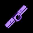 jab quarter-round coping jig.stl Download STL file 3/4 Inch Quarter Round Coping Jig (guide for cutting inside corner molding) • Design to 3D print, JAB
