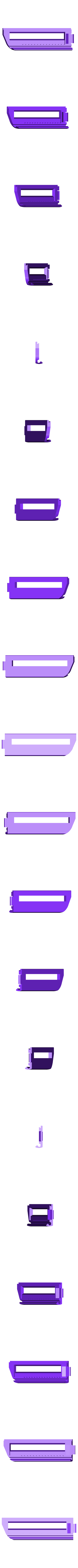 JMM CUTTER PART 01.STL Download free STL file Cutter - retractable blade knives - Cutter Retractable Knife • 3D printer template, jmmprog
