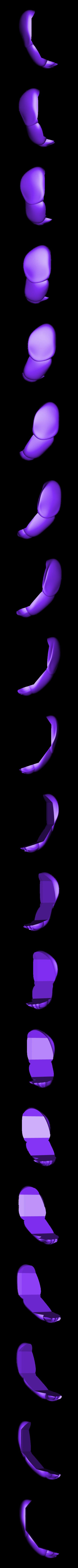 Left Arm.stl Télécharger fichier STL gratuit Don Lemon • Objet pour impression 3D, MyVx35